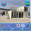 Export Auatralia and south africa prefabricated container house as living home