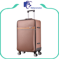 "Carry on 24""/28"" nylon or polyester soft trolley luggage"