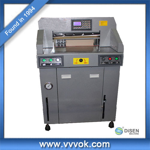 Heavy duty guillotine paper cutter price