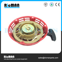 Small gasoline generator Spare parts Recoil starter assy/assembly/easy starter GX160 168F from Ricman parts