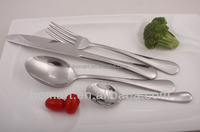mirror polish 18/10 stainless steel silverware