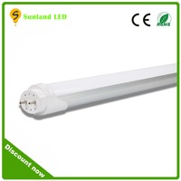 high technology Built-in power supply t8 white color led circular fluorescent tube