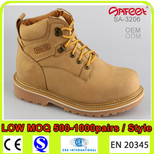 Mining Zapatos for mens and importadora de zapatos chinos and zapatos al por mayor de china manufacturer SA-3206
