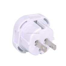 Amazon hot selling UK to Usa/Aus Intet changeable AC Power Plug uk to EU/USA multi travel adaptor