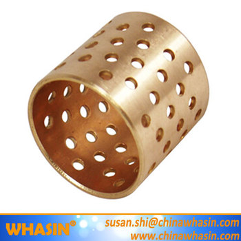 FB Series Wrapped Bronze Bearing Bushing - Alibaba Trade Assurance