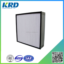 Hepa Filter H11 H13 H14 Exhaust Fan for Laboratory