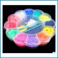 Loom Rainbow bands crazy loom bands,loom rubber bands