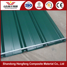 Polycarbonate colored galvanized roofing sheet tiles