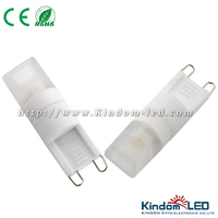 New design factory price High quality Bulb Lights Item G9 lighting led bulb Type KD-G9-CPHP-2W