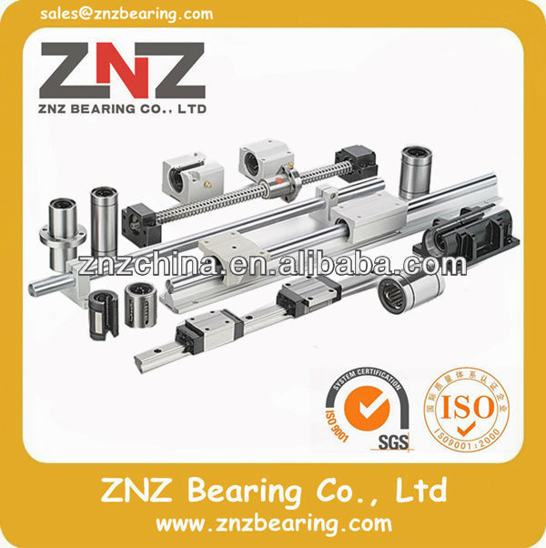 ZNZ Linear Motion Guide Systems