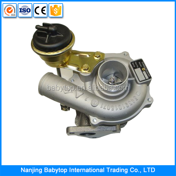 High Quality KKK KP35 Turbocharger For Renault/ Nissan Car With Best Prices Turbo