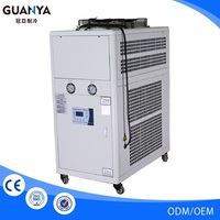 GY -01A industrial air cooled water cooling chiller Film production machines