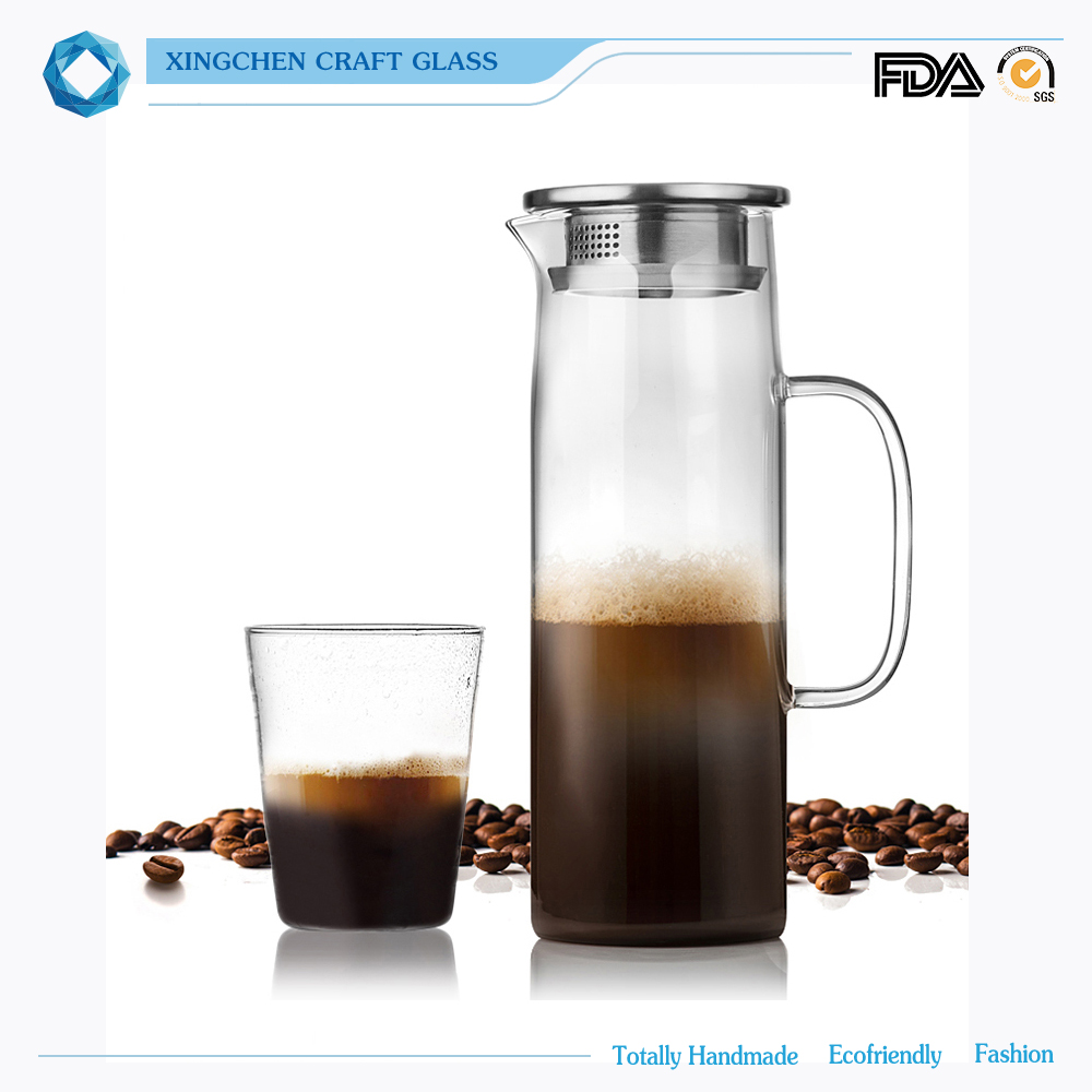 normal drinking hand blown hand drip glass coffee maker