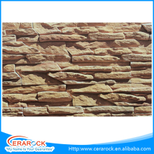 Decorative artificial stones for exterior wall house