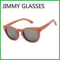 JM478 HD Polarized Lenses Wood Wood Sunglasses