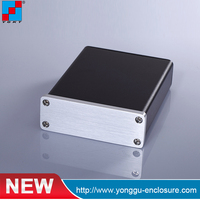 Custom Power Amplifier Enclosure Special Oem Aluminum Shell/Case/Box/Housing/Profile Extrusion enclosure