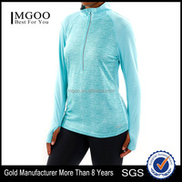 MGOO Custom Loose Fit Cycling Wear Clothes Quick Dry Polyester Summer Bike Jackets For Girls