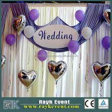 outdoor pipe and drape for event backdrop decoration pipe and drape stand