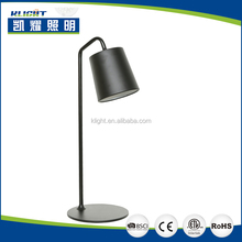 moder metal office led reading lamp smart led desk lamp table lamp