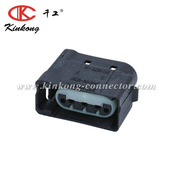 corner connector 3 Pin Female automotive electrical Weather Pack wire Connector