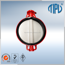 Big Size Butterfly Valve Wafer For Water