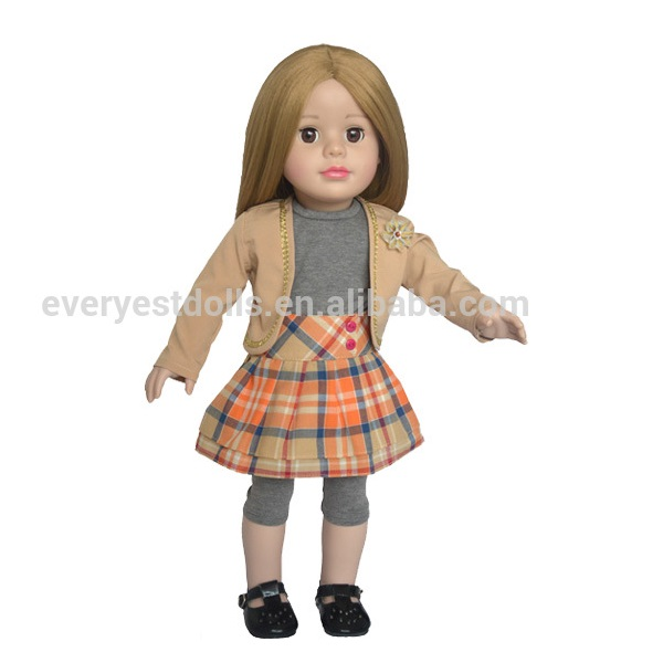 2018 Wholesale Mini American Doll Factory