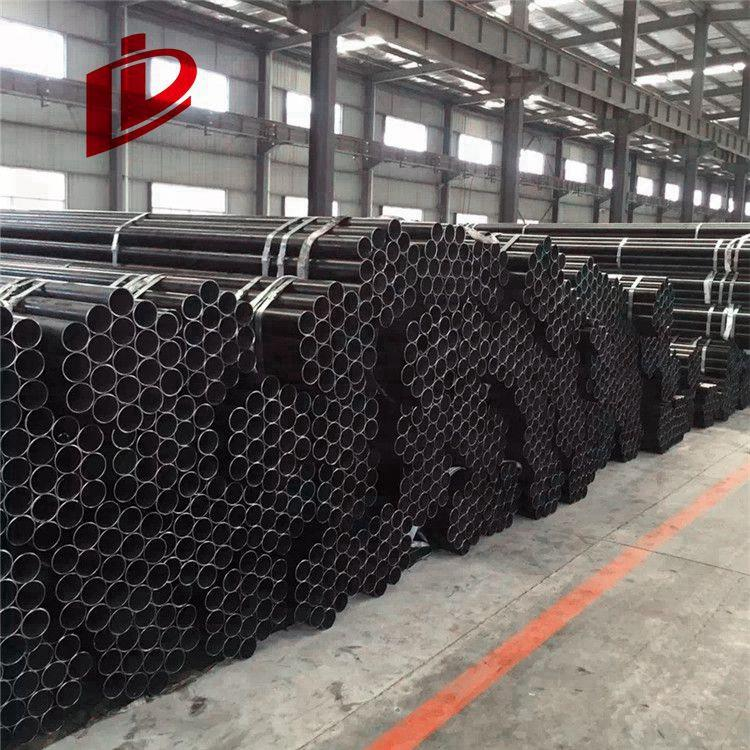 steel price per kg round section pipe support