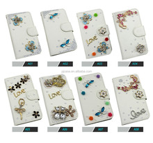 3d bling crystal wallet flip case desgin for SAMSUNG D710 Epic 4G Touch,diamond bling case for SAMSUNG D710 Sprint 9100