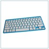 2016 Dropshipping 78 keys mini portable computers wireless keyboard for laptop latest computer