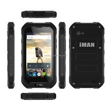 2017 IMAN victor waterproof best rugged mobile phone india waterproof ip 68 rugged smart mobile phone