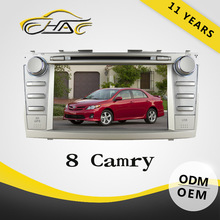 China main land for toyota CAMRY 2012 GPS navigation RADIO 2015 new arrival Good Quality General