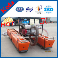 One Person Easy Transport Mini Dredger