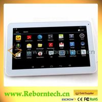 Big Size Android 4.2.2 MID Tablet PC Dual Core with Free Games Download from Google Play