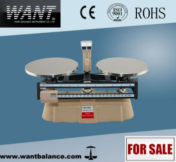 Mount Pan Balance Scale MB-2000