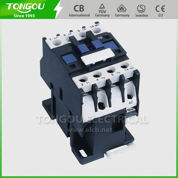 Thermal Relay Electromagnetic Starter Combination 620A 660V AC Contactor LC1with EAC certificate