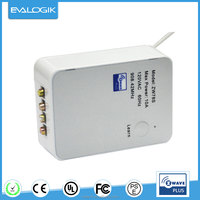 Z-wave wall switch module for smart home system (ZW78S)