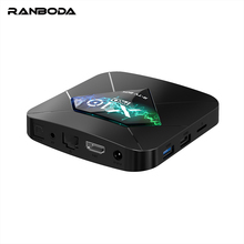 Factory Directly <strong>X10</strong> S905W 2GB 16GB 4K HD Android TV Box with IPTV M3U Reseller Panel