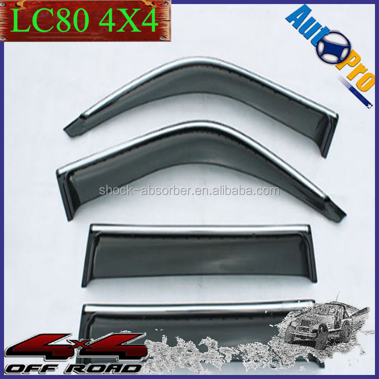 4X4 Accessories And Parts TOYOTAs Lc80 Window Shiled 4X4 Land Cruiser