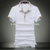 2016 Custom Mens your own new design polo t shirt
