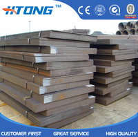 China supplier 10mm thick high hardness ar600 mild steel plate for sale