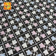 top 1 high quality china supplier wholesale black chiffon fabric price per meter