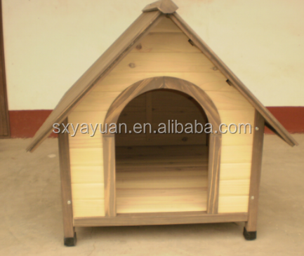Wooden Pet Bed Dog Cat Teepee Tent Bed Home Of Pet Brand Eco-friendly Cat House For Small Animal