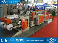 High speed Full automat shopping bag making machines