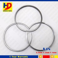 Forklift K4N Small Engine Piston Ring With Cast Iron 90mm Piston Ring