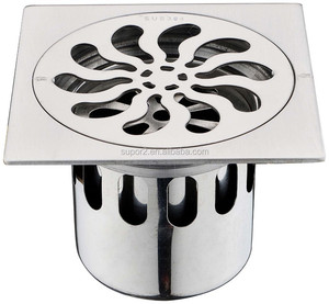SUPOR-5101S1-01-LS stainless steel normal floor drain against the stench stealth