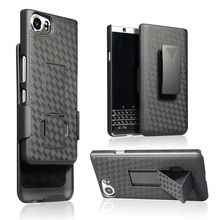 2 in 1 cell phone case for blackberry keyone, factory price for blackberry keyone