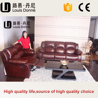Modern style hot sale wooden carved sofa of india