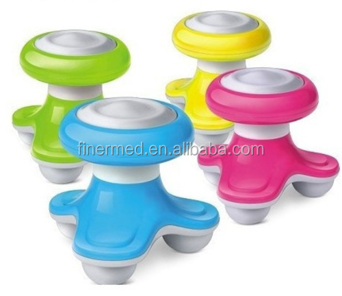 3 leg mini electric massager
