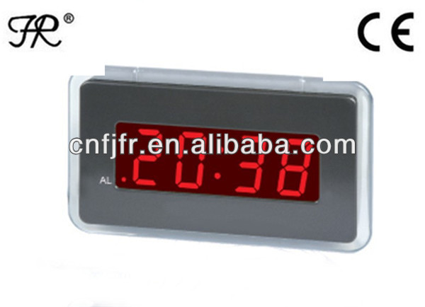 old fashioned table led alarm clock