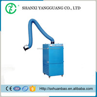 Fume soldering dust collector for exhaust fume